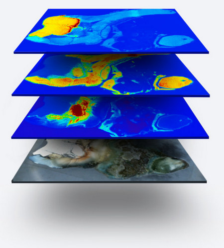 Individual chemical images